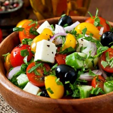 Salata Greceasca – 300gr