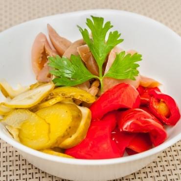 Salata de muraturi – 150gr