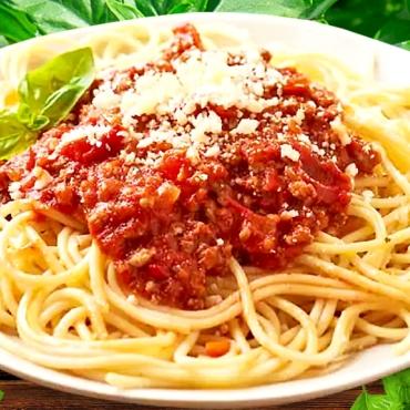 Spaghete Bolognese-350gr