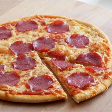 Pizza salami-400gr