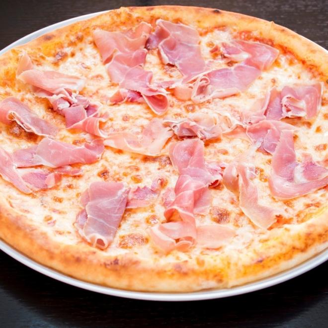 Pizza prosciuto crudo – 400gr