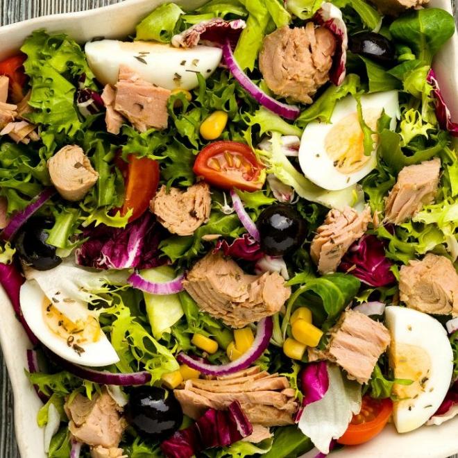 Salata de ton – 250gr
