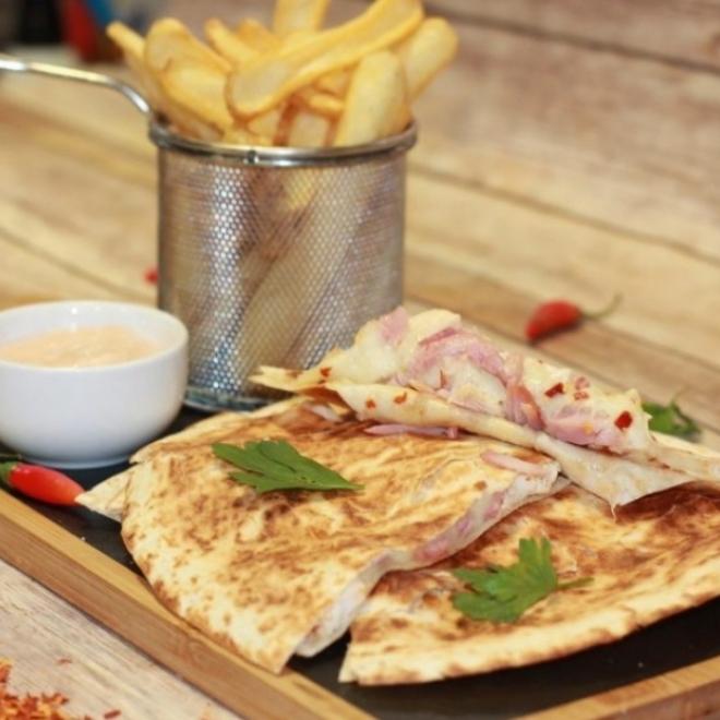 Sandwich tortilia cu piept pui 300/150gr