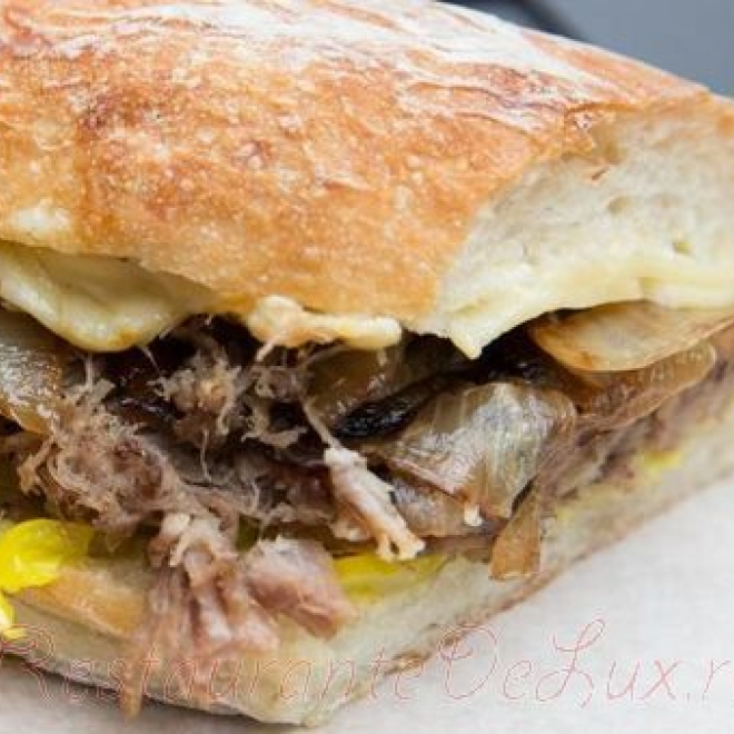 Sandwich foccacia cu vita 350/150gr
